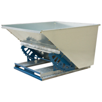 Knocked-Down Self-Dumping Hopper MO130 | Equipment World