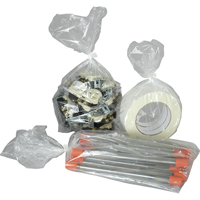 Open Top Poly Bags PA923 | Equipment World
