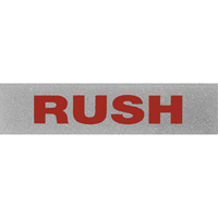"""Rush"" Special Handling Labels PB418 