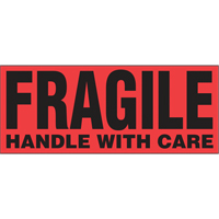 """Fragile Handle with Care"" Special Handling Labels PB419 