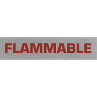 """Flammable"" Special Handling Labels PB421 