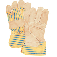 Grain Cowhide Fitters Patch Palm Gloves SAP230 | Equipment World